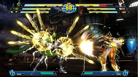 Nowy zwiastun Marvel vs. Capcom 3 należy oglądać w kasku