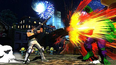 Pierwsze kadry z Marvel vs. Capcom 3
