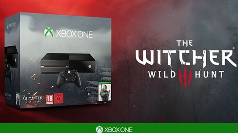 Wiedźmin 3: Dziki Gon trafi do sprzedaży w zestawach z konsolą Xbox One