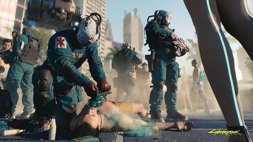 Cyberpunk 2077. Giełda reaguje, CD Projekt zalicza spadek, a my rozmawiamy z analitykiem