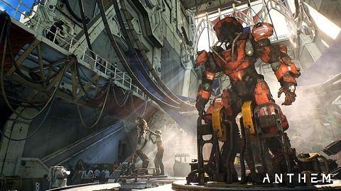 Anthem będzie inspiracją dla przyszłych gier Bioware