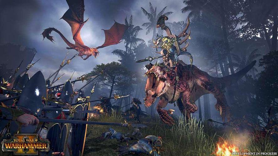 Sega mogła zatrudnić jakąś freikompanię. Może wtedy transport kolekcjonerek Total War: Warhammer II nie zostałby okradziony