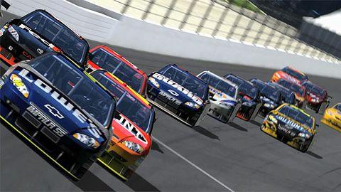 NASCAR w Gran Turismo 5