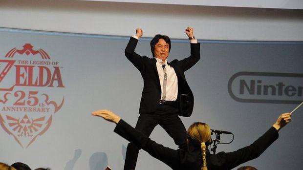 Shigeru Miyamoto gromi mity na temat Mario