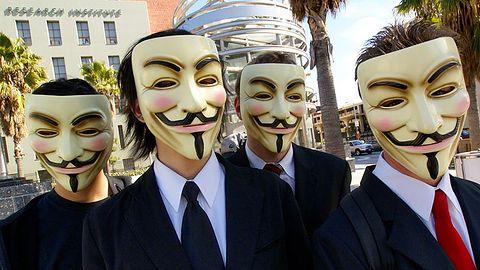 O tym, jak winą za ataki na Sony obarczyliśmy Anonymous, czyli nikogo