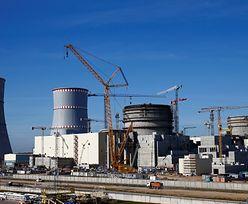 Białoruś. Śmierć w elektrowni atomowej w Ostrowcu