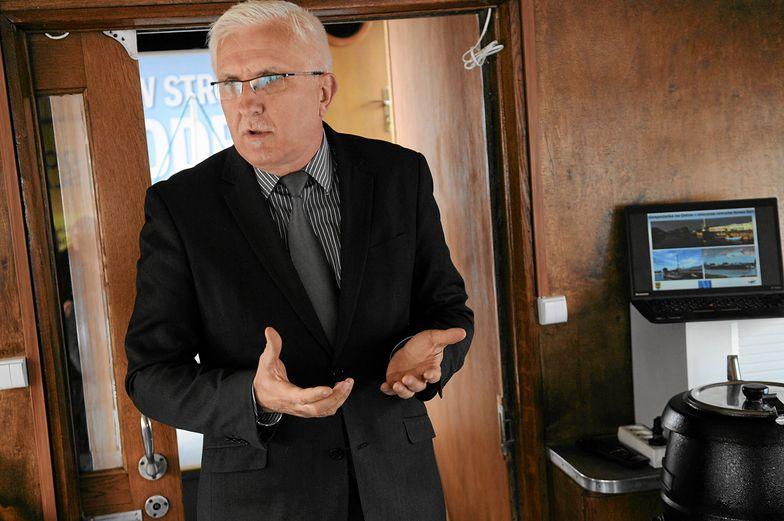 Prezydent Nowej Soli, Wadim Tyszkiewicz ujawnia swoich hejterów