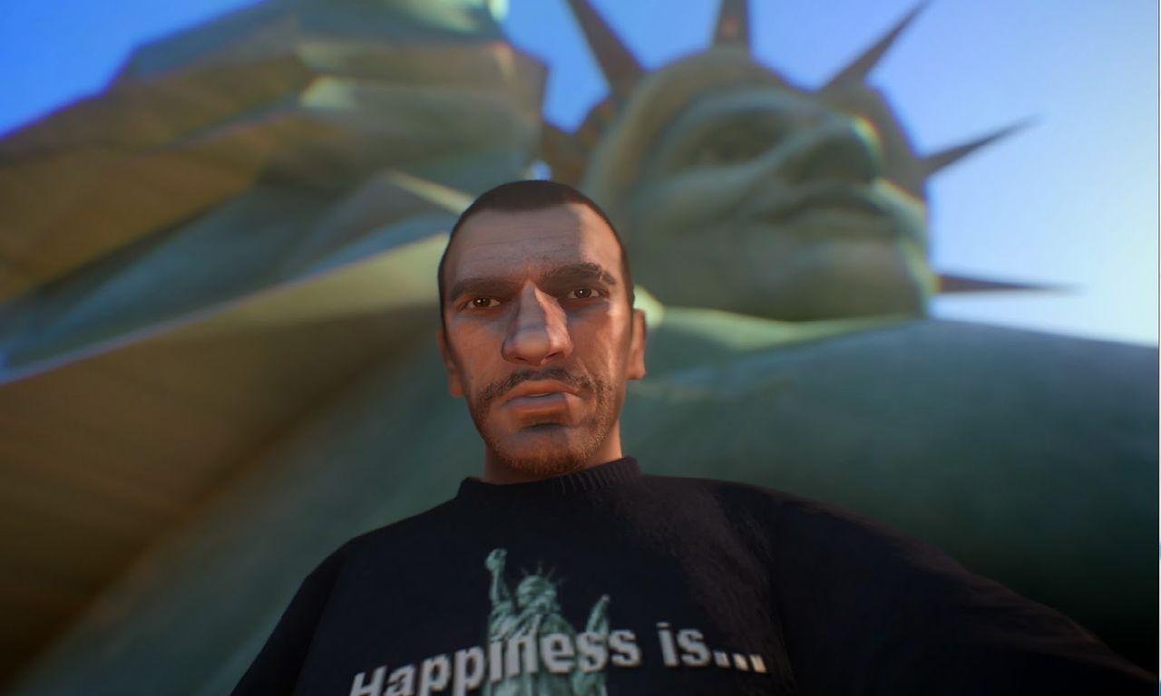 Krótka piłka: Selfie w GTA IV