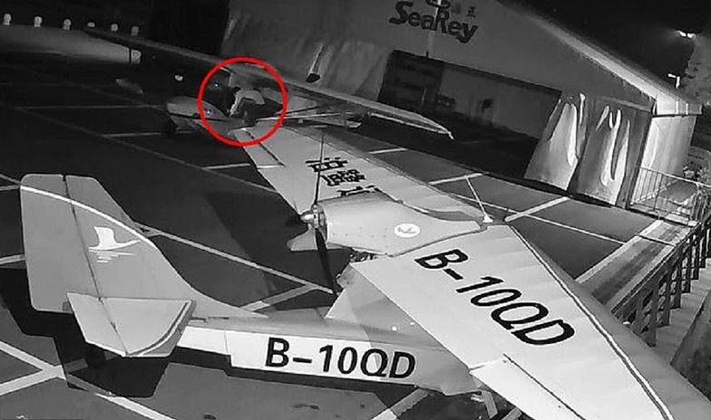 13-latek ukradł dwa samoloty. Jeden z nich rozbił