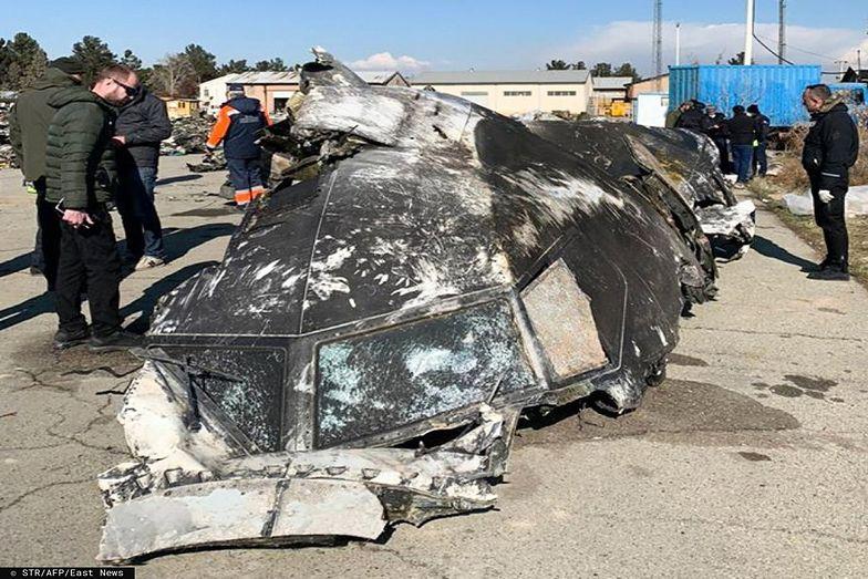 Zestrzelenie Boeinga w Iranie. Najnowsze fakty. Piloci zmarli tuż po uderzeniu