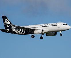 Tragedia w samolocie. Pasażerka zmarła kilka minut przed lądowaniem