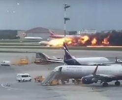 Nowe nagranie z katastrofy w Moskwie. Pilot nie potrafił poprawnie wylądować