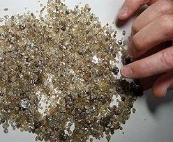 Odkryto diamenty starsze od Księżyca