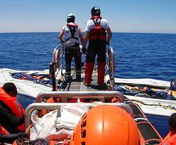 Rekiny rozszarpały emigrantów płynących do Włoch