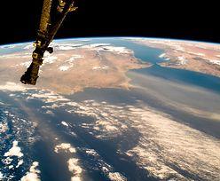 """Zdjęcia europejskiej suszy z kosmosu. """"Szokujący widok"""""""