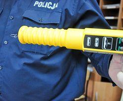 Pijany policjant za kierownicą k. Jędrzejowa. Miał 3,4 promila