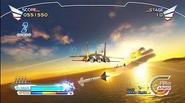 W After Burner Climax będziemy mogli przemalowywać samoloty