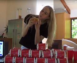 Dziewczyna ma spust. 12,386 tys. kalorii w godzinę