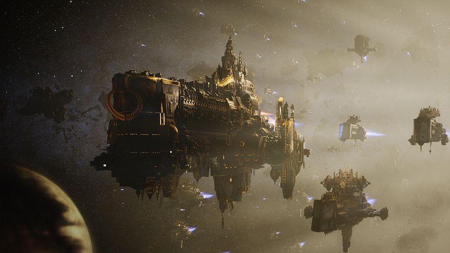 Wiemy już, kiedy ostatecznie ukaże się Battlefleet: Gothic Armada II