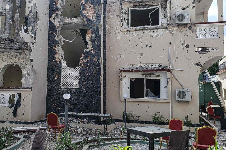 somalia atak na hotel