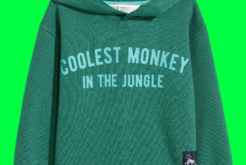 """H&M kasuje zdjęcie. """"Najfajniejsza małpa w dżungli"""" na czarnoskórym dziecku"""