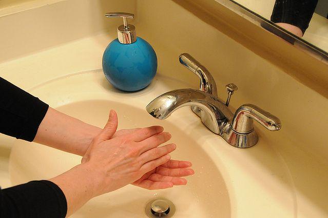 Zapewnienie własnej higieny