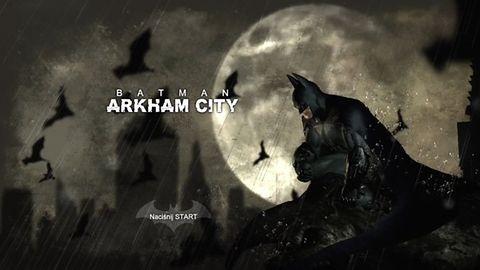 Batman: Arkham City - mamy i gramy [relacja na żywo]