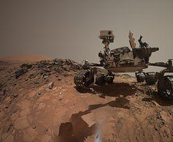 """""""O życiu na Marsie wiemy od 1976 roku"""". Szokujące wyznanie eksperta NASA"""
