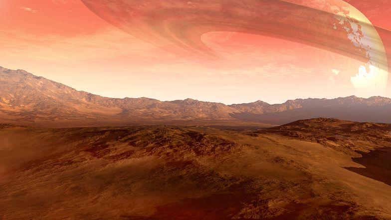Jednak nie zamieszkamy na Marsie. Wszystko przez toksyczne związki