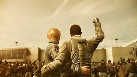 Finał Ace Combat: Assault Horizon jest najlepszy na świecie