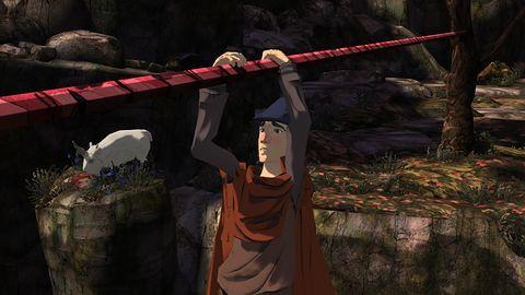 W drugi rozdział epizodycznego King's Quest zagramy za dwa tygodnie