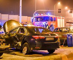 Zarzut ws. karambolu z udziałem auta Macierewicza. Kierowcy grozi kara więzienia