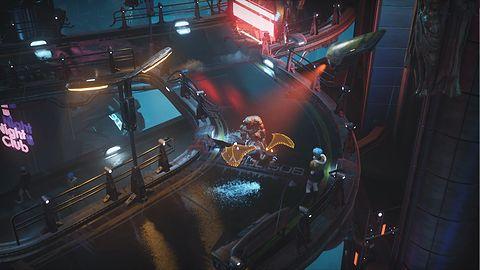 Nie tylko Cyberpunk 2077 - kolejny cyberpunkowy erpeg na horyzoncie