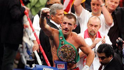 Tomasz Adamek w Fight Night Round 4?
