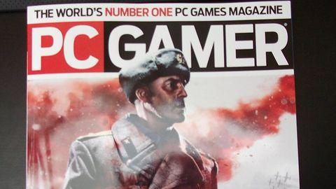 Krótka piłka: Company of Heroes 2 na okładce PC Gamera