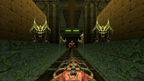 Doom 64 - recenzja. Diabelnie dobry dodatek do Doom Eternal