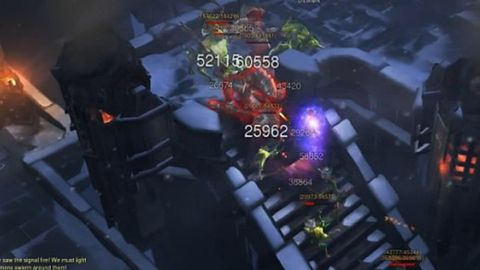 Luka w Diablo 3 - nieśmiertelny czarownik