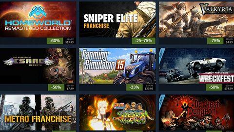 Homeworld Remastered Collection 60% taniej, GTA IV 75% taniej, GTA V, Darksiders, Outlast, Hotline Miami 2 czy XCOM też przecenione