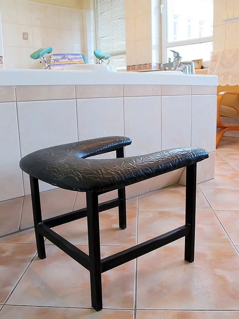 Krzesło dla rodzącej