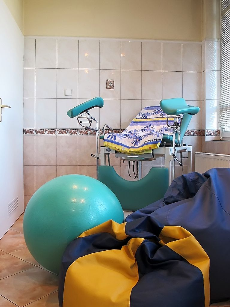 Wyposażenie sali porodowej