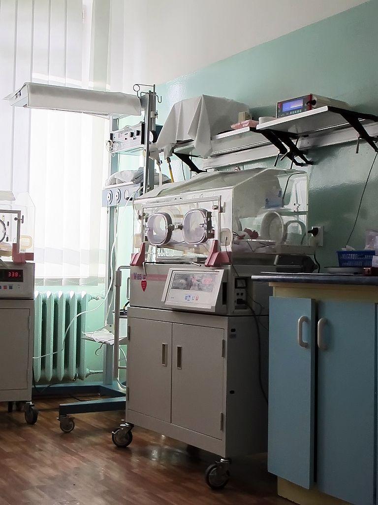 Inkubator dla wcześniaka