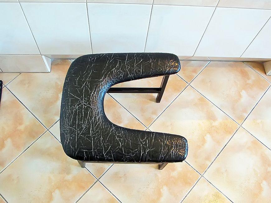 Krzesło na sali porodowej