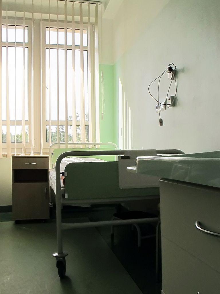 Pokój pacjentki