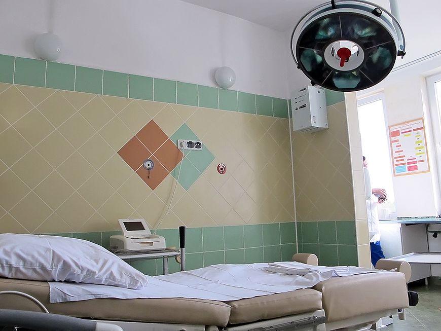Sala w szpitalu powiatowym