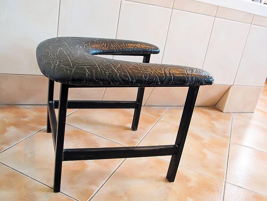 Krzesło do rodzenia na siedząco