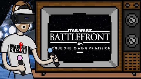 [PS VR] Star Wars: Battlefront - Let's play
