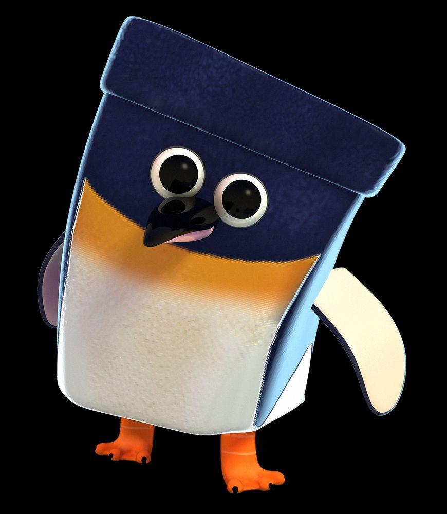 Zoo zgadula na MiniMini+ - Pingwinek