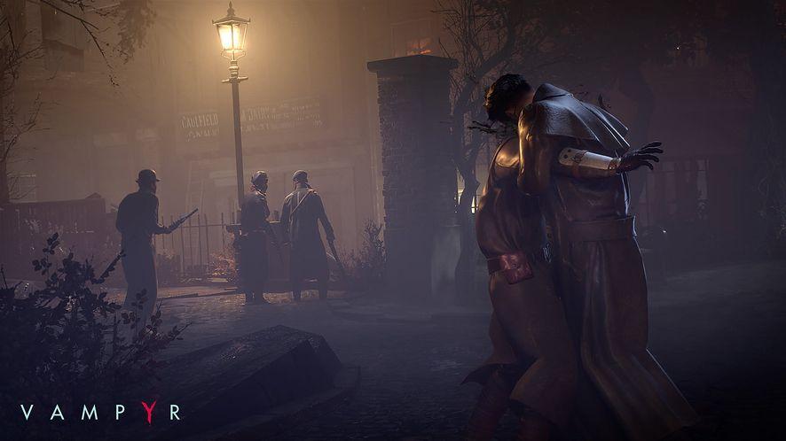 Kolejna aktualizacja do Vampyra pozwoli nam nie męczyć się z walkami