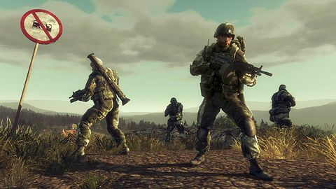 Powstanie serial na podstawie Battlefield: Bad Company