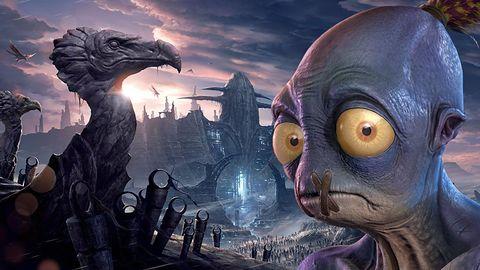 Oddworld: Soulstorm zapowiada się dobrze na pierwszym gameplayu